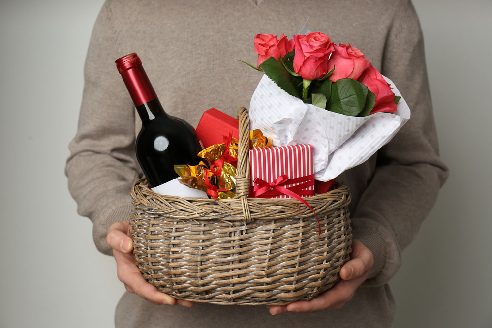 Homemade Gift Baskets for Friends Are Easy to Make