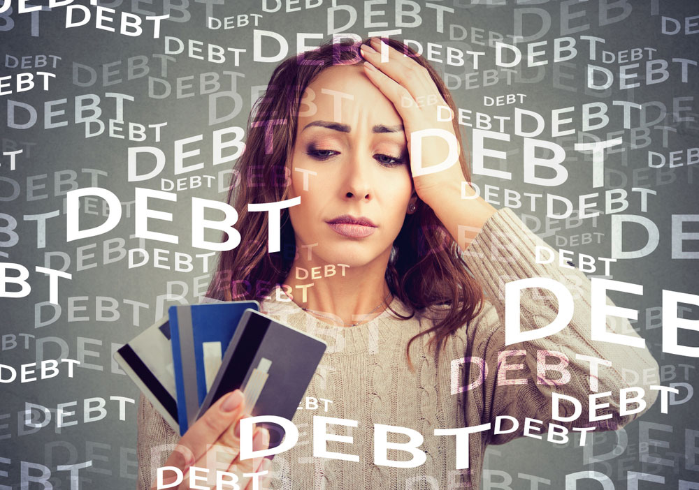 how to erase credit card debt