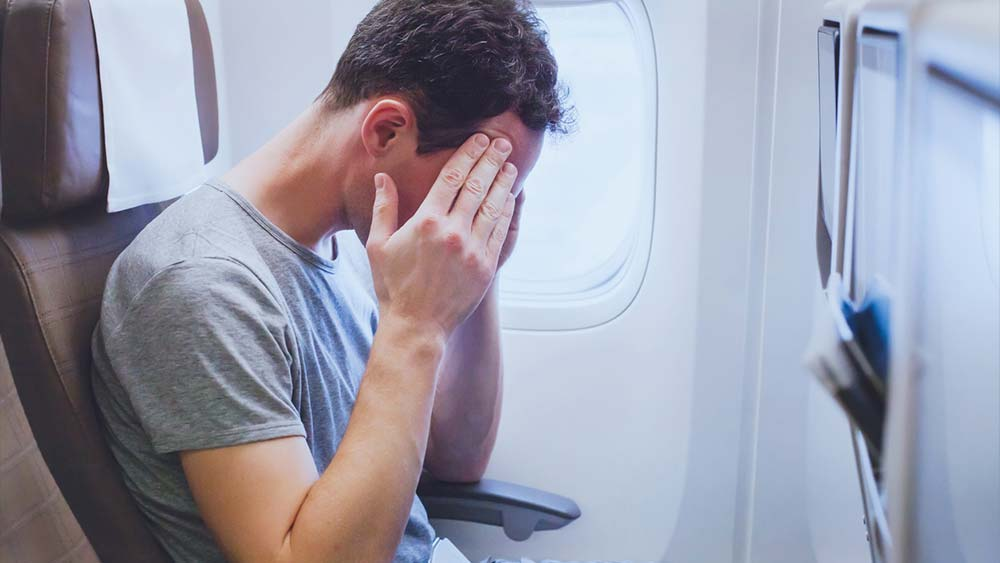 how to conquer fear of flying