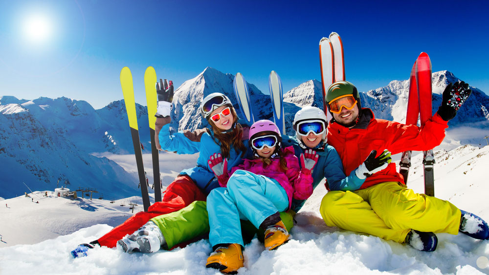Best Snow Sports Helmets for the Whole Family