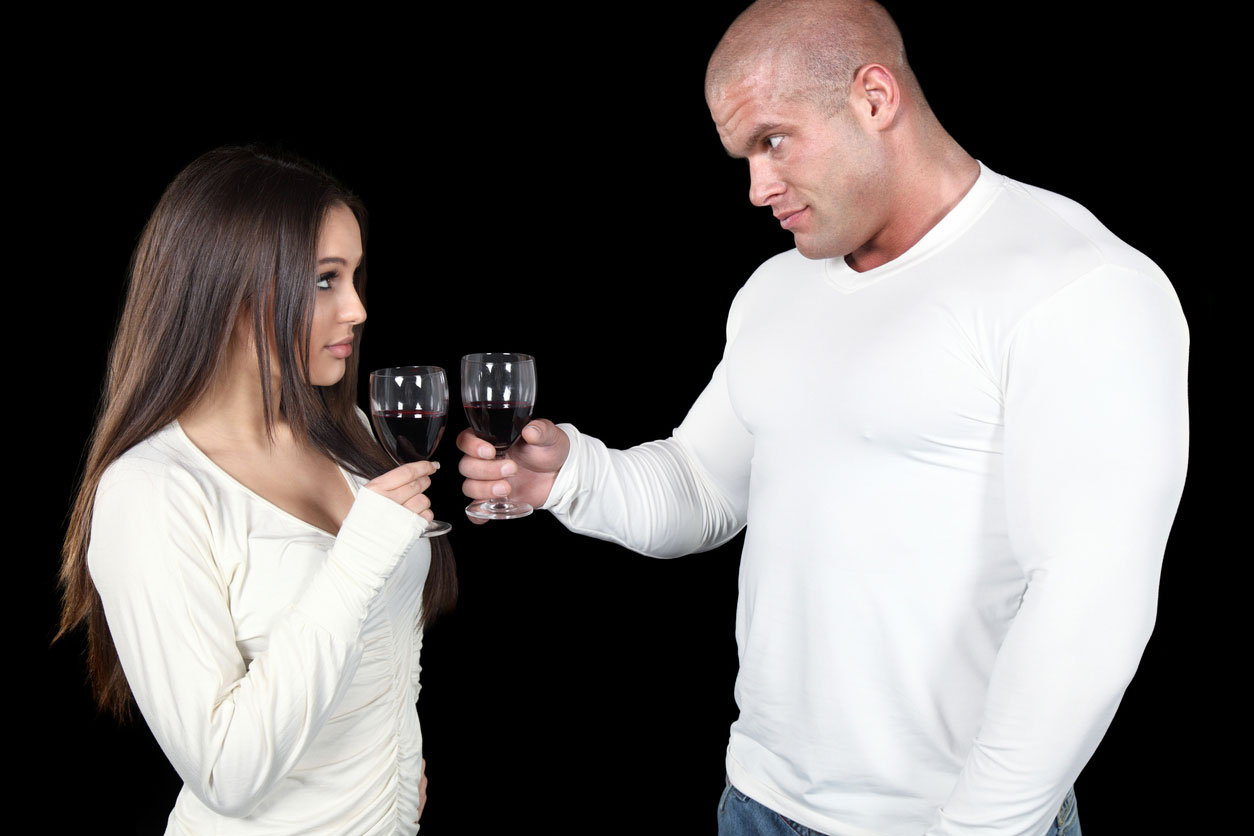red wine boosts testosterone