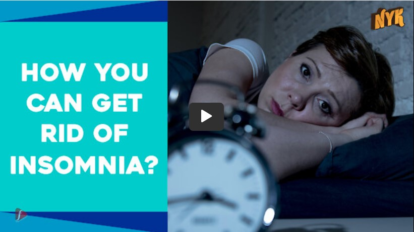 Natural Ways to Get Rid of Insomnia