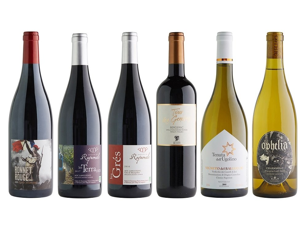 Curated, Sustainable, and Delicious: Introducing Clean Wines from Thrive Market.