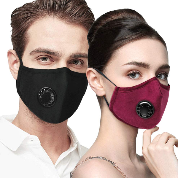 New PM2.5 Carbon-Filter Face Mask Released