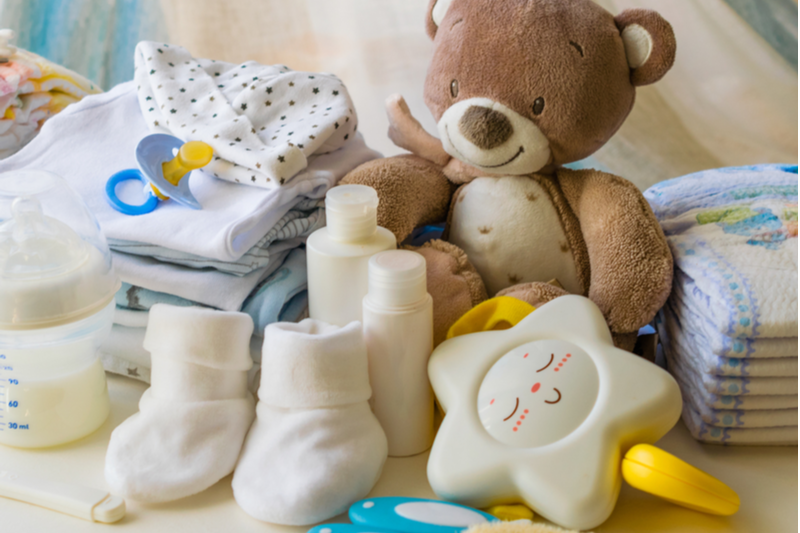 Baby Products Sales Plummet After Pandemic-Induced Decline in Births