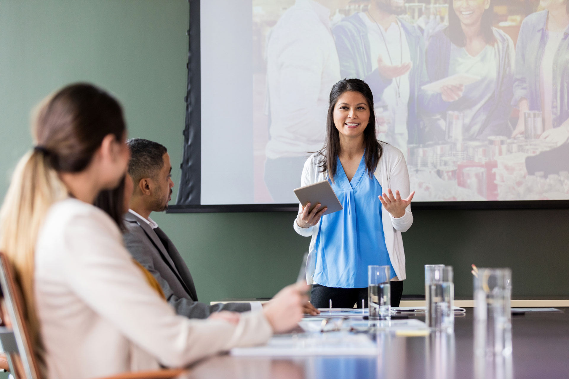How Public Speaking Skills Help a Business
