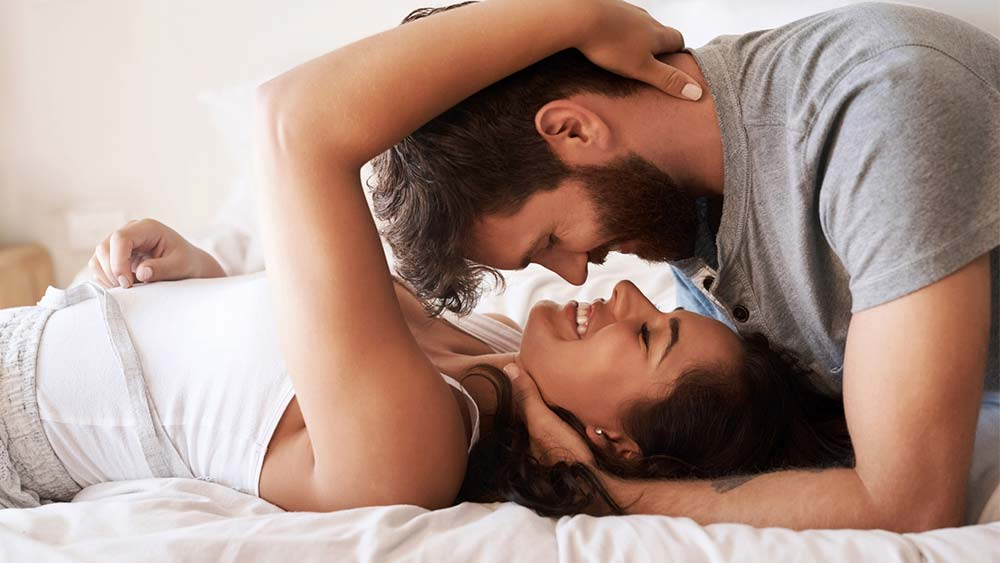 Mental & Physical Health Benefits of Making Love