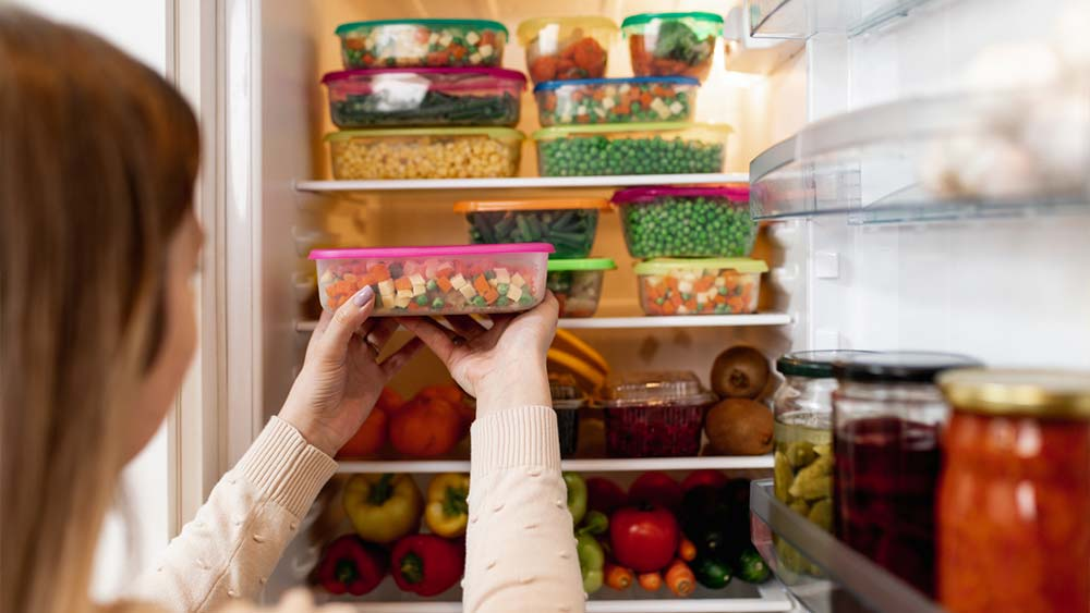 juggle different diets at home