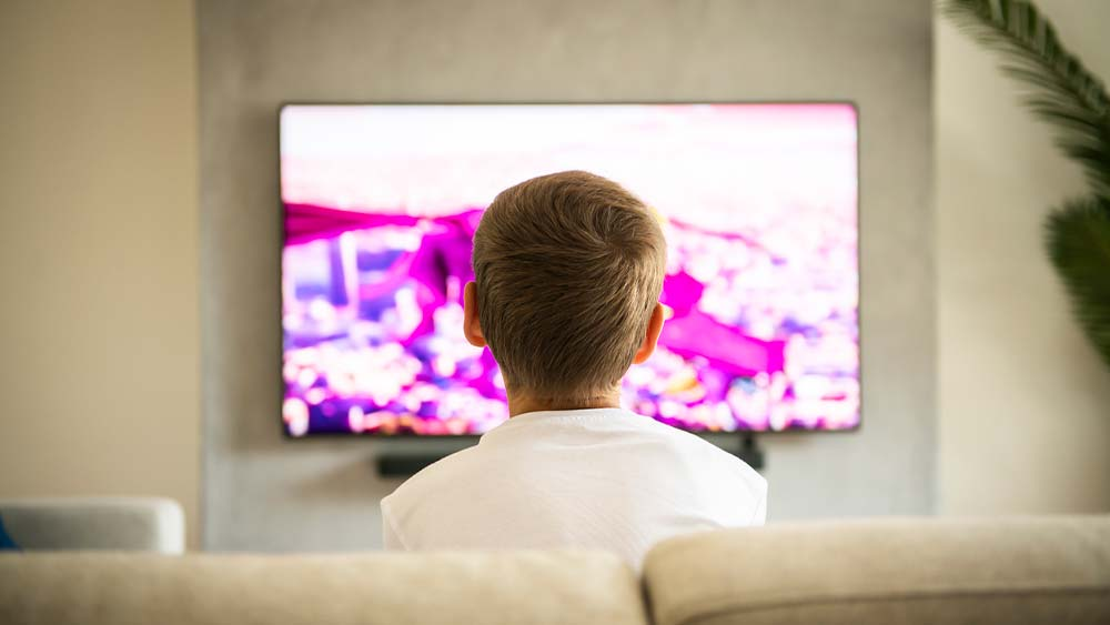 limits on kids screen time