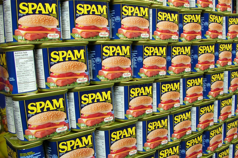 What Is Spam REALLY Made Of & How Do You Eat It?