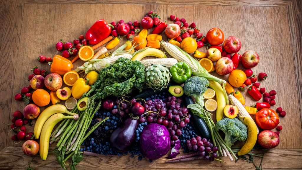 Eat Your Way to Wellness fiber eat the rainbow